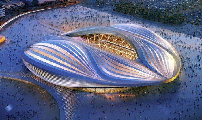 Стадионы ЧМ 2022 построят к концу 2021 года