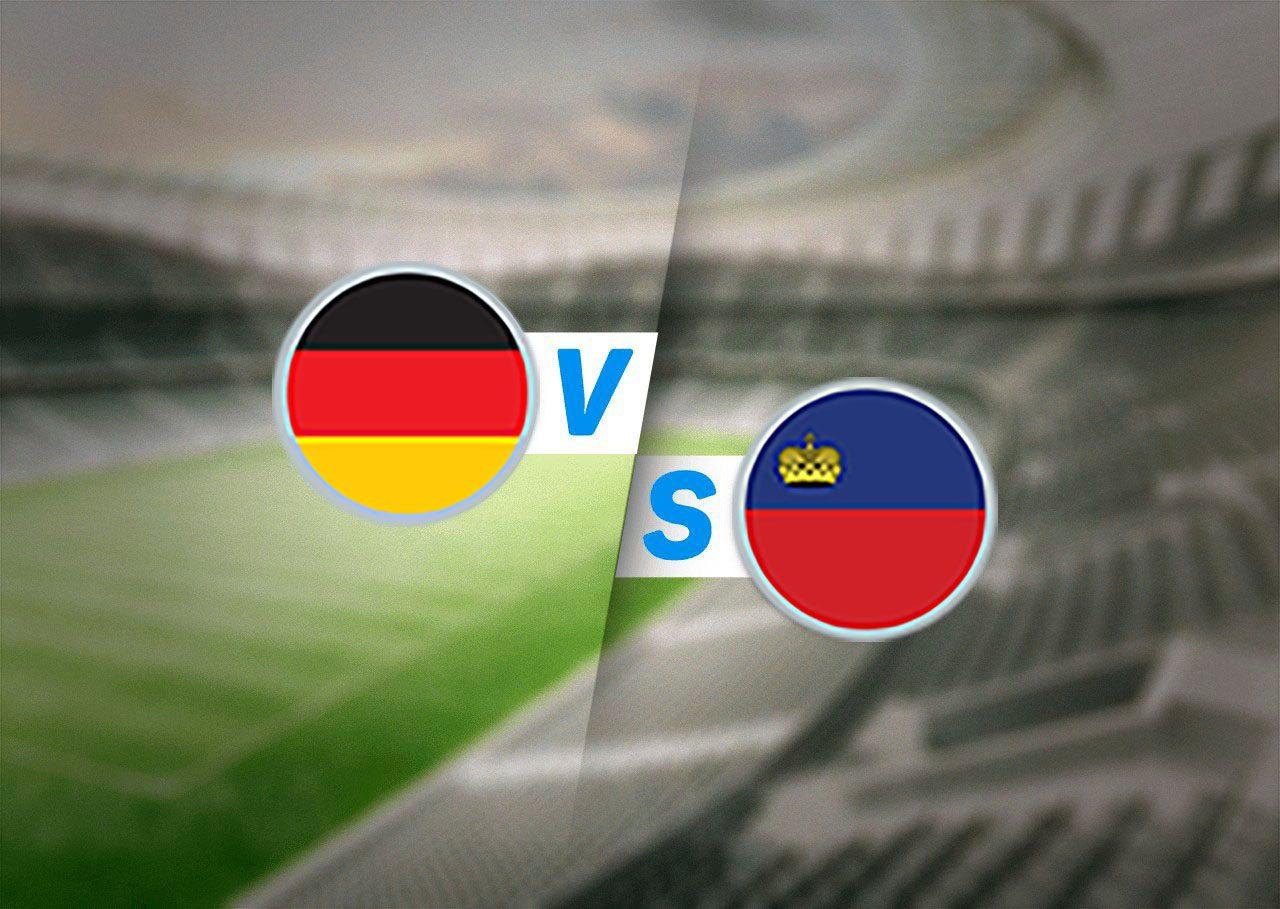 Германия — Лихтенштейн прогноз на матч 11 ноября 2021