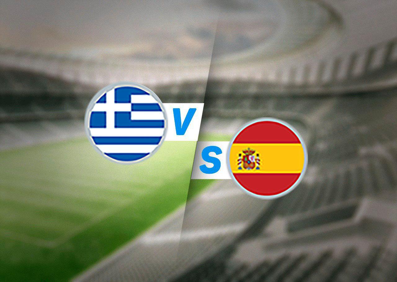 Греция — Испания прогноз на матч 11 ноября 2021